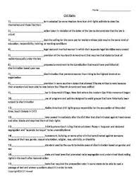 19 best american government vocabulary quizzes worksheets for