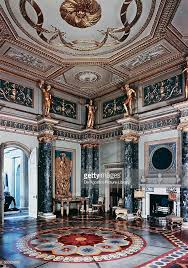 adam style house neoclassical style vestibule in syon house pictures getty images