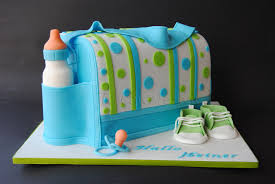 cake for baby shower 23 scrumptious bag cakes for baby showers stylish