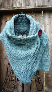 crochet wrap pattern for buttoned crocheted wrap