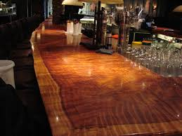 Bar Top Pictures by Bar Top Epoxy Liquid Glass Finish