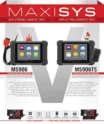 autel maxisys ms906 scan tablet autel maxisys ms906 scan tablet comparison to the ms906ts