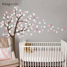 popular cherry blossom tree vinyl wall decal buy cheap cherry cherry blossom tree vinyl wall decal