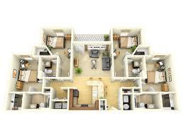 4 bed 4 bath apartment in corpus christi tx campus quarters