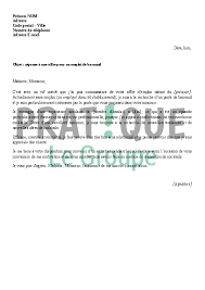 recherche d emploi en cuisine attractive lettre de motivation cuisine 9 lettre de reponse a