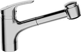 hansa kitchen faucet hansa sink single lever mixer hansamix 0138 retractable spray