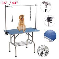 used dog grooming table dog grooming tables ebay