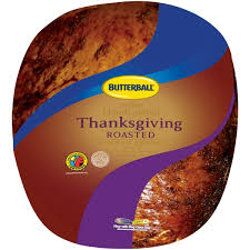 butterball just handcrafted thanksgiving roasted skin on