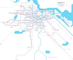 Map Of Amsterdam Amsterdam Tram Map For Free Download Map Of Amsterdam Tramway