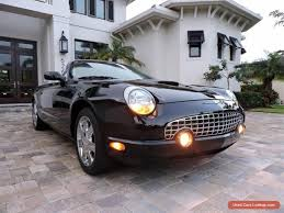 2002 Ford Thunderbird Premium Stock by The 25 Best 2002 Thunderbird Ideas On Pinterest Ford
