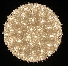 clear starlight spheres and light balls novelty lights inc