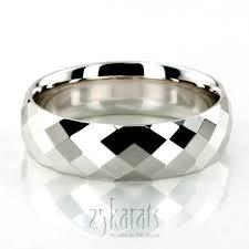 designer wedding rings diamond carved designer wedding bands for men women two tone