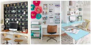 Home Office Ideas How To Decorate A Home Office - Office design ideas home