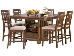 broyhill dining room sets slumberland broyhill estes park collection 5pc counter set