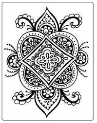 mandala spirituality art therapy coloring pages coloring