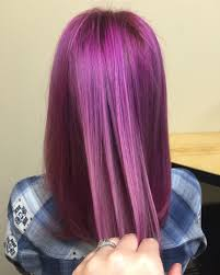 Colorful Hair Dye Ideas Magenta Lanza Vibes Pink Hair Purple Fashion Color Dimension