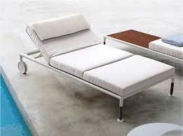 White Chaise Lounge Wicker Chaise Lounge Outdoor U2014 Jen U0026 Joes Design Best Outdoor