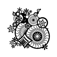 marabu silhouette stencils jerry s artarama