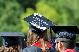 Grad Cap Decoration Ideas Graduation Cap Designs Ideas Decorating The Graduation Cap