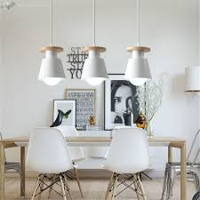 bedroom simple creative modern nordic led pendant lamp living