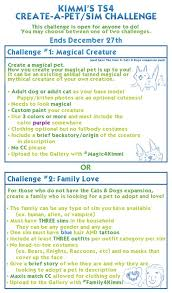 Challenge Origin Simgurukimmi S Cap Cas Challenge Ends Dec 27th The Sims Forums