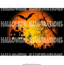 halloween house clipart royalty free scary stock halloween designs