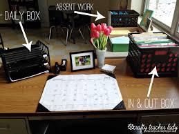 Work Desk Organization Classroom Organization Managing Paperwork Best Overall System I