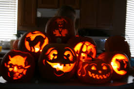 spooktacular carving pumpkin ideas for best halloween party easy