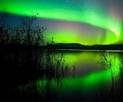 places you can see the northern lights the baffling beauty of banff national park canada one of the few