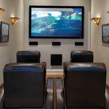Home Theater Ideas and Problems for Small Rooms Electronic House