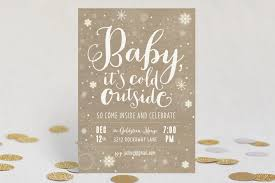 baby it s cold outside baby shower in endless song baby it s cold outside a baby shower