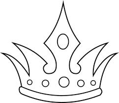 princess crown outline clipart clip art library