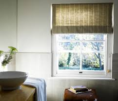 bathroom window coverings ideas interior modern window treatments for bathrooms with