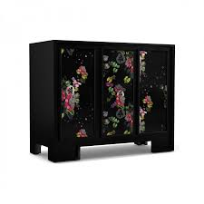 decor market cynthia rowley fleur de glee three door accent chest