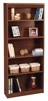 Espresso Corner Bookcase Decoration 24 Inch Wide Bookcase 5 Ft Bookcase Espresso