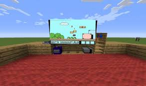 Minecraft Decoration Mod Decorative Videogame Systems Mod 1 12 1 7 10 Minecraft 1 12