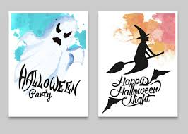 halloween greeting cards 12 high quality printable designs