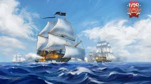 pirate sail wallpapers development the april fools event is over news war thunder