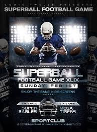 25 best sport psd flyer templates print idesignow