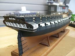 old ironsides revisiting the classic revell 1 96 kit finescale