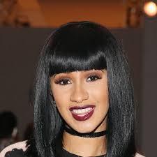 real hair cardi b flaunts hair essence