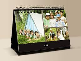 calendrier de bureau photo calendrier bureau personnalise