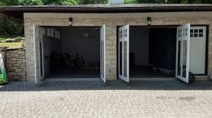 Overhead Garage Door Austin by Custom Swing Out Garage Door Youtube