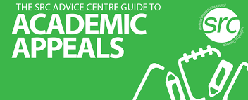 guide to academic appeals gusrc