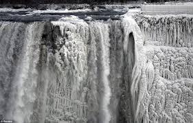 10 stunning photo frozen niagara falls