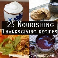 25 nourishing real food thanksgiving dishes