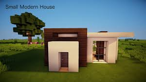 minecraft modern house 17 hd youtube