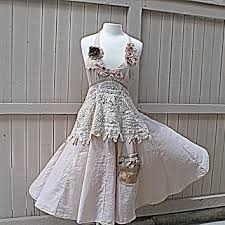 Womens Shabby Chic Clothing by Best Tattered Wedding Dresses Products On Wanelo
