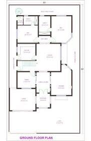 Pakistan House Designs Floor Plans Ground Floor Plan 1 Kanal Lahore Pakistan Png 1035 1600