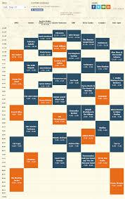 ovrld u0027s perfect acl schedule s